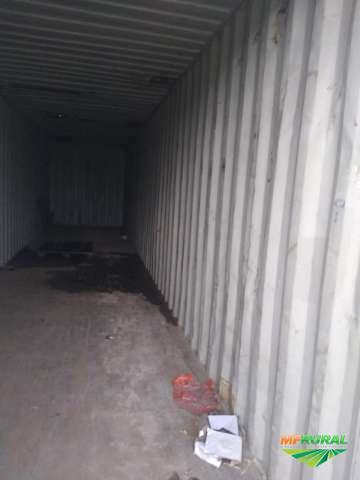 Container maritimo 40 pés