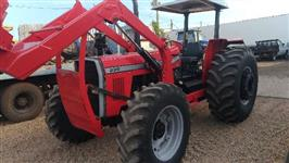 Trator Massey Ferguson 299 4x4 ano 95