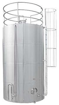 tanques de aço inoxidavel