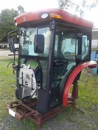 Cabine para Trator Agrale - Lote 1  #3588
