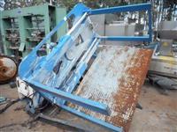 Máquina de Virar Pallets - Lote 416  #3410