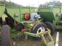 Carro para Secagem de Rúmen Motor Redutor  #3423