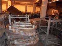 Pallet Metálico Galvanizado Forte - Lote 229  #3445
