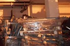Pallet Metálico Galvanizado Fraco - Lote 230  #3446