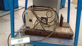 Placa Magnética para Usinagem Metalmag NR02 2000 - #492