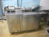 Depeladora de Salsicha com Motor 4 CV - #602