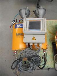 Sistema Automático de Lubrificação para Chapas - #604