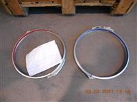 Anéis de Fixação com Fecho Rápido - #550
