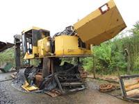 Sucata de Máquina Florestal Harvester Tigercat LS855 2008 - #643