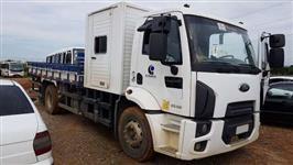 Caminhão Ford Cargo 1519 B ano 15