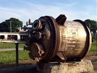 Reator Cristalizador em Aço Inox Aisi 316L 4000 l - #1478