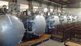 Autoclaves 1,40 m x 4 m e Capacidade de 6000 litros - #625