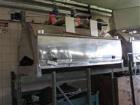 Cabines para Pintura de Cerâmica Tipo Power Spray Ricoth Automática - #734