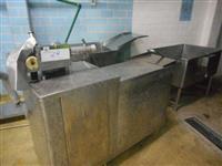 Depiladeira para Salsichas com Capacidade de Produção de 1500 kg/h Ramsey 4 cv 3460 RPM - #602