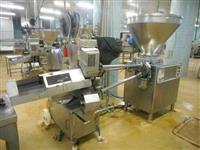 Embutideira Handtmann VF220 e Grampeadeira com Capacidade de Produção para 4000 Kg/h - #591