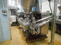 Pré-Clincher, Enchedeira de Latas e Recravadeira com Capacidade para 60 latas/min AMS 1445-V - #597