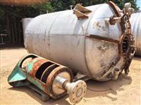 Reator em Aço Inox 316L 15.000 l - #1519