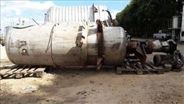 Reator Aço Inox 2 m³ com Capacidade de 2.000 l - #1515