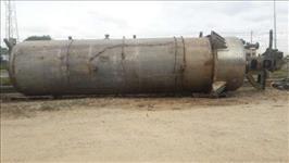 Reator em Aço Inox 316L Capacidade 12 mil l - #1501