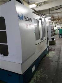 Centro de Usinagem CNC Romi D1000 2011 - #1491