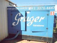 Grupo Gerador à Diesel Gruger G705 2012 - #1465