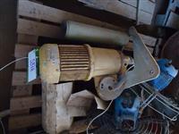 Motores Elétricos com Agitador BBL - #911