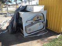 Lavadora Centrífuga Hospitalar Automática Mamute Pandatech LC-H 100 - #950
