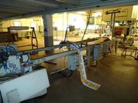 Máquina para corte e solda de fundo e lateral FMC M75 1993 - #1561