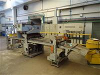 Máquina para corte e solda lateral NPU 308-30 - #1562