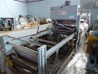 Máquinas para Corte e Solda de Embalagens para retirada de peças NPU - #1587