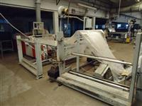 Máquina para Corte e Solda de Fundo e Lateral FMC MS1000 - #1617