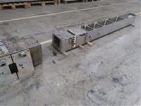 Molde para Extrusar Pilar de PVC ou Madeira Plástica – 15 cm X 15 cm - #1629