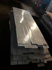 Retalhos de Inox 430 de 0,50 a 1,50 mm Aproximadamente 5 Ton - #1627