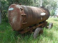 Carreta Tanque Unimáquinas 1997 8.000 l - #67