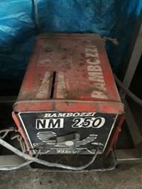 Máquina de Solda Bambozzi NM 250 - #1761