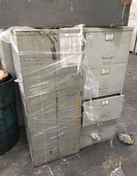 Arquivo de Aço com 4 Gavetas 5 Unidades - #1825