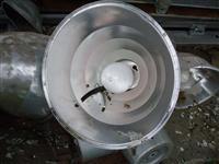 Luminárias 220 V e 400 W - #1931