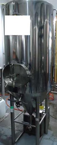 Tanque Auto refrigerado para fermentação de Cerveja Inox 650 Litros - #1947