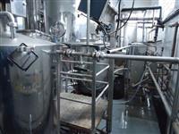 Estação de Brassagem para Produção de Cerveja Completa