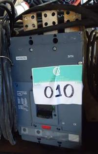 Disjuntor Siemens 3VT4 650 V 1 kA - #2114