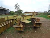 Ponte Rolante Villares Tipo H Capacidade 7,5 Ton - #2278