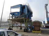 Funil Portuário para Cargas Granel Sólido - #2285