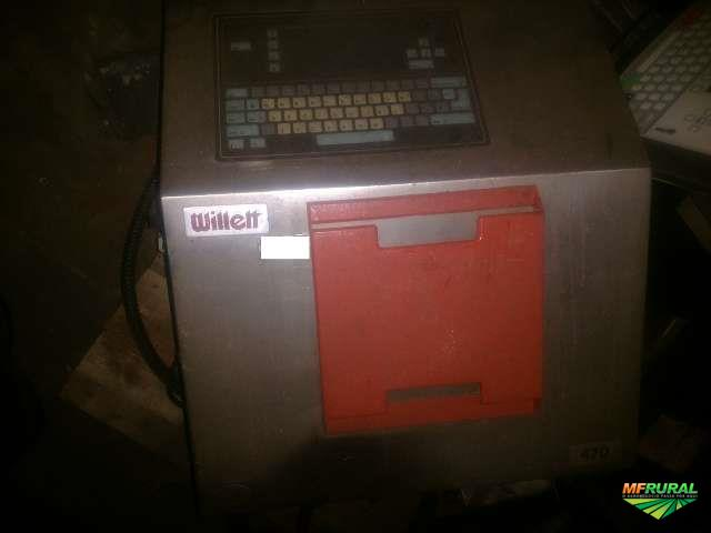 Impressoras Etiquetas Plásticas Wilter e Tronix - #1087