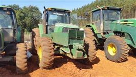Trator John Deere 6615 4x4 ano 10