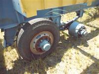 Carreta para Container Lençóis SRTM 2004 - #2159