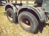Carreta para Container Lençóis SRTM 2004 - #2160