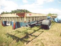 Carreta para Container Lençóis SRTM 2004 - #2164