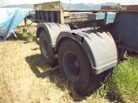 Carreta para Container Lençóis - #2165