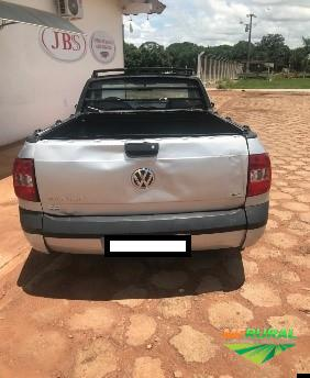 VW Saveiro CS 1.6 2011/2012 completa