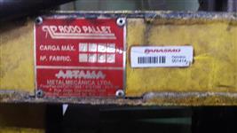 Elevador de Pallets ARTAMA RODOPALLET 700 - #2873
